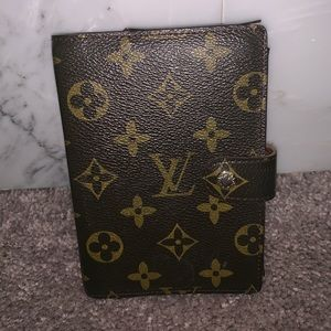 Wallet/Planner Louis Vuitton